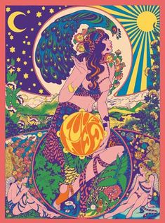 psychedelic tumblr - Electrical Banana: Masters of Psychedelic Art