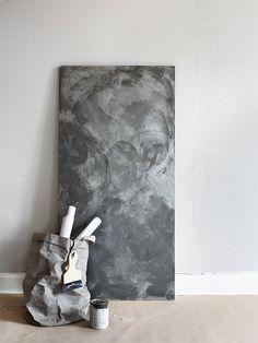 Hitta hem: Konstnärs drömmar   D I Y