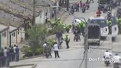 La Policía Metropolitana de Popayán capturó en flagrancia a dos delincue...