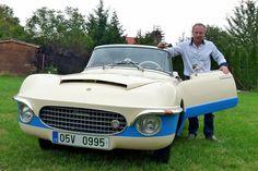 Škoda 440 Karosa - 1956