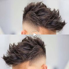 k mentions J'aime, 52 commentaires - Best Men's Hairstyles and Cuts ( sur Instag Quiff Hairstyles, Cool Hairstyles For Men, Cool Haircuts, Haircuts For Men, Men Hairstyle Short, Black Hairstyles, Hairstyle Ideas, Hair And Beard Styles, Curly Hair Styles