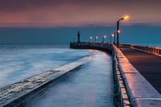 The Breakwater And Pier In Nieuwpoort On The Flamish Coast | Belgium | Photo By Stefan Cruysberghs