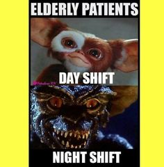 Sun downing nurse humor