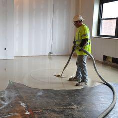 Ardex K 15 Self Leveling Underlayment Concrete 55 Lb Bag