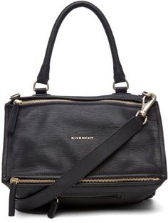 Givenchy pandora bag, once you got it that's the end..