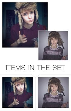 """Ryder Jackson"" by monsterorcoffee ❤ liked on Polyvore featuring art"
