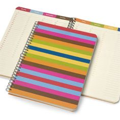 Staying ahead in school is helped by staying organized. A simple day planner like this 8 Days-A-Week Planner from SeeJaneWork.com can get you started organizing your studying, work, and life obligations.