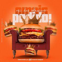 Food Graphic Design, Food Poster Design, Poster Design Inspiration, Graphic Design Posters, Food Design, Ads Creative, Creative Advertising, Social Media Design, Social Media Template
