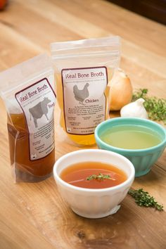 Our Real Bone Broth is Certified Organic and available in natural grocery stores around the country!