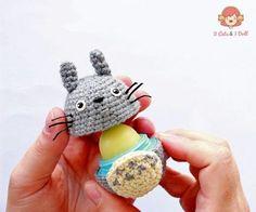 Totoro Azul Amigurumi : Coraline amigurumi crochet doll all dolled up adult content