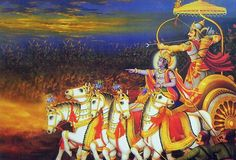 Lord Krishna could have won the battle of Kurukshetra all by himself, but he chose to guide Arjun and drove his chariot for him. He says a job is a job; there is no small or big job. No labour is without dignity.