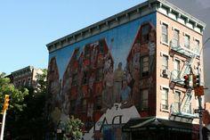Spanish Harlem - Uptown Manhattan