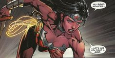 Interview: Meredith Finch on Wonder Womans Vulnerability Female Friendships and Defining Strength