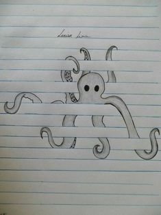 From (Raily Lima) Octopus. From (Raily Lima) wallpaperpinteres Octopus. From (Raily Lima) Octopus. From (Raily Lima) wallpaperpinteres Drawings ✏️ Octopus. From (Raily Lima) Octopus. From (Raily Lima) wallpaperpinteres Drawings ✏️ Cool Art Drawings, Pencil Art Drawings, Art Drawings Sketches, Easy Drawings, Animal Drawings, Tattoo Drawings, Animal Illustrations, Cool Drawings For Kids, Sketches Of Animals