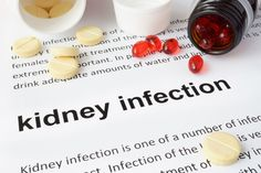 Pyelonephritis (kidney infection) caused by E.coli bacteria can increase risk of kidney damage, sepsis