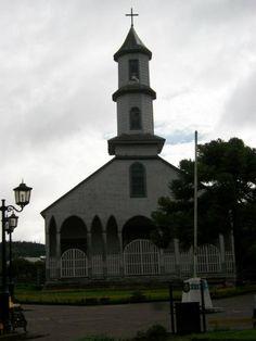 Iglesia de Dalcahue   Chile