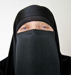 veiled,hijab, niqab