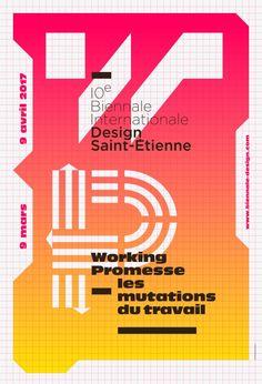 Si vous nous suivez depuis un moment, vous savez qu'on attend chaque nouvelle édition de la Biennale internationale design Saint-Étienne avec impatience et