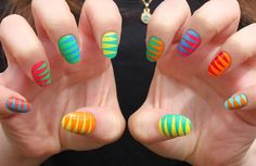 BOOM NAILS: GET YOUR COLOURS ON