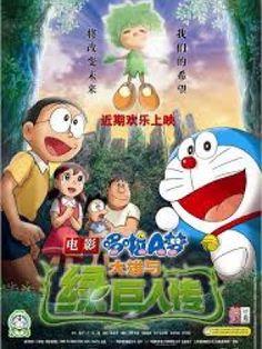Nobita Và Người Khổng Lồ Xanh - HD