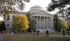 Wilson Library - UNC Chapel Hill