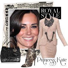 """Princess Kate/2 Contest"" by tes-coll on Polyvore"