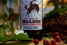 This week we take a look at the bold and delicious Three Thieves The Show Malbec from Argentina. Happy Wine, Wine Wednesday, Mendoza, Bottle, Argentina, Flask, Jars