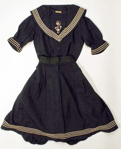 This would suit me better than 99.99% of all the swimsuits on the market today.     1905 - The Swimdress
