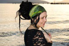 Interstellar Weave Headband Dread wrap by IntergalacticApparel