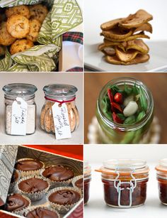 60+ Ideas For Homemade Edible Gifts