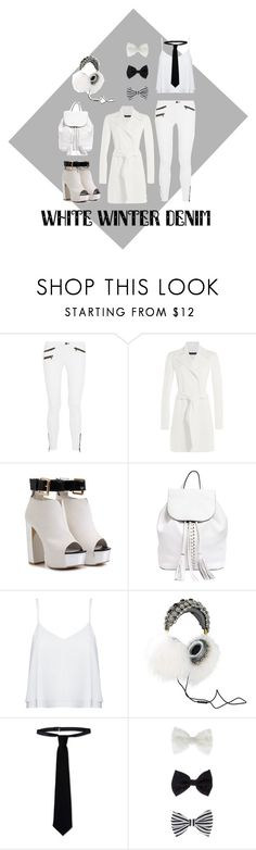 """White Out"" by skirtthenorm on Polyvore featuring rag & bone, Ralph Lauren Black Label, Rebecca Minkoff, Alice + Olivia, Dolce&Gabbana, RED Valentino, Accessorize and winterwhite"
