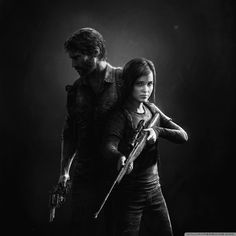 The Last of Us - Wallpaper