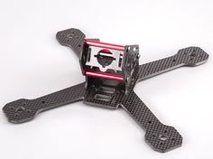 BeeRotor 200 200mm 4-Axis Full Carbon Fiber Racing Mini Quadcopter Frame