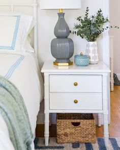 Small-Space Makeover: A Fresh, Relaxing Bedroom | Wayfair