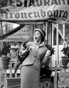 Photographer Georges Dambier