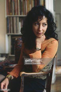 French Writer and Actress Yasmina Reza Yasmina Reza, Editorial News, Writer, Hero, Culture, Actresses, Stock Photos, Women, Spirit