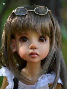 Muñecas !! Pretty Dolls, Beautiful Dolls, Blythe Dolls, Girl Dolls, Realistic Dolls, Polymer Clay Dolls, Reborn Baby Dolls, Waldorf Dolls, Collector Dolls