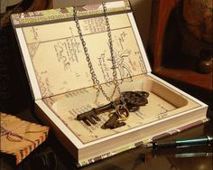 "The Hobbit Secret Safe Book | Community Post: 16 Perfect Gifts Every Fan Of ""The Hobbit"" Should Own"