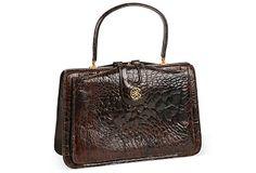 Alligator Bag on OneKingsLane.com