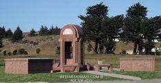 Greenburg Mausoleum Designs by West Memorials 2017 Design, Design Development, Beautiful Birds, Granite, This Is Us, Air Stream, Memories, Building, Places