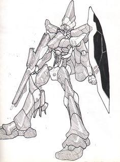 Custom Robotology mech