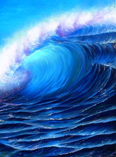 Adrenaline by Stephen-Coelho on DeviantArt Ocean Wallpaper, Scenery Wallpaper, Ocean Pictures, Nature Pictures, Water Waves, Sea Waves, Muster Tattoos, Waves Background, Wave Art