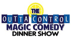 The Outta Control Magic Comedy Dinner Show. Interactive dinner show that combines a mixture of high-energy comedy improvisation with spectacular magic and audience participation. Great value and fun for all ages!  Located inside WonderWorks.  Save 15% with Eat and Play Card.