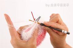 :: 슬플 고양이 수세미 :: 함께떠요/ 퐁퐁 수세미실/ 과정샷有 : 네이버 블로그 Bobby Pins, Crochet, Hair Accessories, Hair Styles, Beauty, Hair Plait Styles, Chrochet, Hairdos, Hair Pins