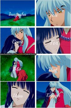 God this made me cry so much. The music didn't help either! T_T