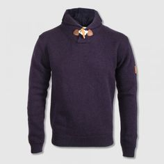 WANT. On sale on £47.40. Penfield Bayfield Knit. I dunno it's not my usual style but I think it'd be good for the winter underneat a coat. Clean as hell.