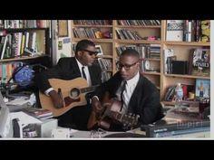 Raphael Saadiq NPR Music Tiny Desk Concert    (Tiny Desk Concert - what a great idea!)