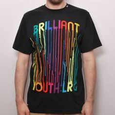 LRG Brilliant Youth tee that Jace wears in da ultimate break up chapter but in grey