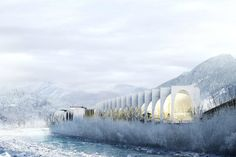 BIG Wins Competition to Design New San Pellegrino Headquarters in Italy - Arch2O.com