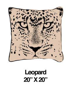 Leopard Black Oatmeal